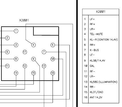 75 1 8l atmo mk1 audio video branchement commande. Black Bedroom Furniture Sets. Home Design Ideas